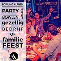 Bedrijfsfeest of familiefeest