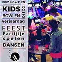 Bowling Kinderfeestjes, kinderparty