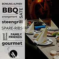 Bowling - Grill Arrangement